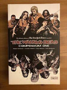The Walking Dead Comic Compendium One