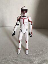Star Wars Clone Wars CW49 Riot Control Clone Trooper Hasbro 2008