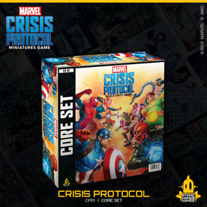 Marvel Crisis Protocol: Various Heroes -Great Christmas Gifts. NEW! SAVE ON RRP!