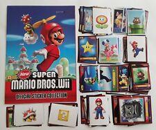 Wii//50 cartocci Adesivo//OVP//EMAX NEW SUPER MARIO BROS