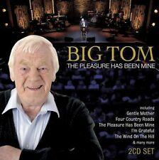 BIG TOM THE PLEASURE HAS BEEN MIND 2 CD SET  2018 NEW SEALED