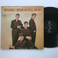 Introducing the Beatles LP G/VG+ Mono Authentic Vee Jay