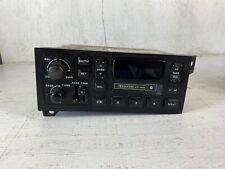 1998-2002 CHRYSLER DODGE JEEP AM FM RADIO CASSETTE P04858556AC
