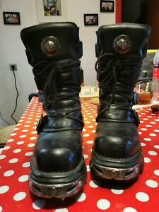 New rock boots 42