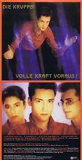 """Die Krupps """"Volle Kraft voraus"""" Mit """"Lärm macht Spaß"""" Digital remastered Neue CD"""