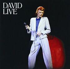 REMASTER DAVID BOWIE David Live 2005MIX JAPAN 2 CD SET