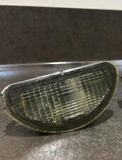 Genuine TOYOTA AYGO Number Plate Light Lamp Lens VALEO- 2005 2014 81270 - 0H010
