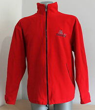 Mens SASTA Finland GORE WINDSTOPPER Jacket Zip Red Outdoor Ski Snow Winter M