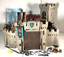 Playmobil Falcon Knights Castle 4866 Knights Horses History Fortress Medieval