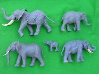 BRITAINS ZOO ANIMALS, ELEPHANT MULTI-LISTING