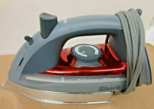 SHARK Professional Iron Red Gray Vertical Steam 1500 Watt G1305. Works great!