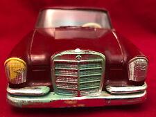 GAMA 407 Antique Germany Toy Voiture Miniature Vintage Jouet Ancien Mercedez