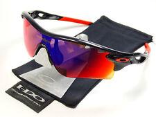 Oakley RADARLOCK OO Red Polarized Occhiali da sole Occhiali M Frame radar Jawbone