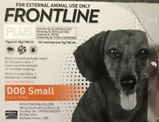 New listing Frontline Plus Spot On for Small Dogs - 1 month or 7