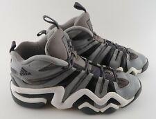 Adidas Crazy 8 Kobe Bryant- Mens- Size 9.5- Black Lead-G48589-Basketball Shoes