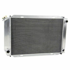 3 ROWS/CORES All ALUMINUM RADIATOR FIT 78 79 93 FORD MUSTANG MANUAL