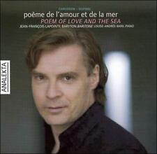 Chausson-Duparc Poem of Love and the Sea (Lapointe)  CD NEW