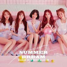 ELRIS 3rd Mini Album [SUMMER DREAM] CD+Booklet+Photocard+M.Poster+Sticker