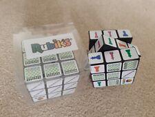 The Original  Rubik's Cube 3x3 Puzzle Game ltd edition chess cube