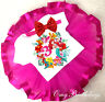 Little Mermaid Princess Ariel Hot PInk Tutu Shirt Headband 3rd Birthday Outfit