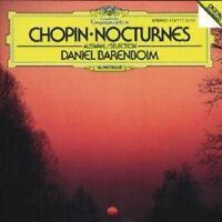 DANIEL BARENBOIM - NOCTURNES  CD +++ NEW+