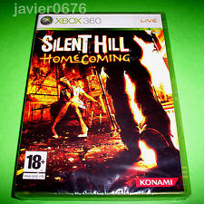 Pal version Microsoft Xbox 360 Silent Hill Homecoming