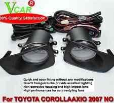 Auto Fog Lamp For Toyota Corolla Axio / Fielder 2007 ON /Corolla 2011 Japan Type