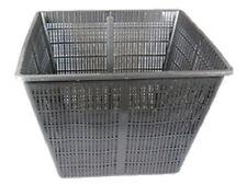 "13"" Square Koi Pond Plant Basket for Large Pond Planting of Large Aquatic Plants"