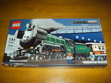 LEGO TRAIN SET #10194 Emerald Night NEW IN FACTORY SEALED POLY BAGS - NO BOX