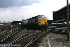 BRITISH RAIL 55002 Koyli Doncaster 1977 Rail Photo