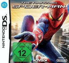 The AMAZING SPIDER-MAN (NINTENDO DS, Nuovo + OVP)