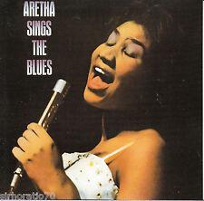 ARETHA FRANKLIN Sings The Blues  CD New  SirH70