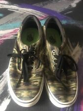0ce4c13a1d6515 Vans Authentic Pro Era 59 Aztec Camo Print Men s Size 9 US