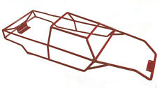 Revo 3.3 Red Polished Stainless Steel Full Roll Cage by RC Raven NEW