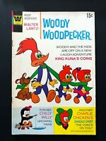 WOODY WOODPECKER #122 WHITMAN COMICS 1972 FN/VF