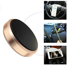 Magnetic Support Phone GPS Car Dashboard Holder Cradle Stand Adhesive Universal