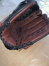 "Adidas Leather Baseball Mitt, Youth 11.5"", Left Hand Thrower, TR 1150"