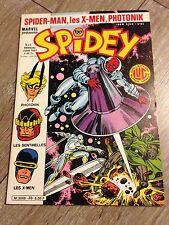 SPIDEY 30 (1982) collection Lug super héros Marvel avec les fantastiques etc.TBE