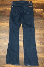 7 Seven For All Mankind THE SKINNY BOOTCUT size 28 Women's Denim Jeans Pants