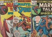 MARVEL TALES 11  COMIC LOT SPIDERMAN  FINE TO FPLUS