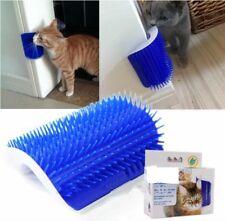 Pet Supplies Cat Massage Device Self Groomer Plastic Mint Pet Toys Brush Comb