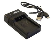 MICRO USB CARGADOR para JVC BN-VG107E / BN-VG108E / BN-VG108U