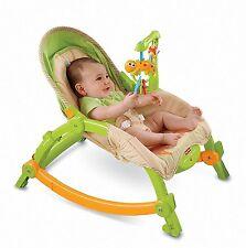 FisherPrice NewborntoToddler Portable ROCKER Infant Seat Baby BOUNCER T2518