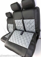 VW CRAFTER  VAN SEAT COVERS BENTLEY STITCH PREMIUM QUALITY A150GYBK