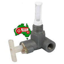 Tractor Fuel Tap for Massey Ferguson MF35 3-Cyl, MF65 & MF165 (203 Engine)