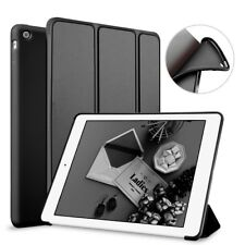 "Magnetic Leather Smart Cover Silicone Case For iPad 6 6th 9.7"" 2018 A1893 A1954"
