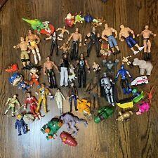 13lbs Huge Toy Lot Wrestling Power Rangers McDonalds Star Wars Christmas Gift