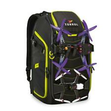 Torvol Quad Pitstop Backpack Pro Once Transmitter and Battery Bag Incuded