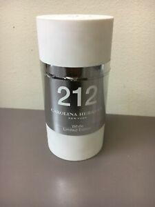 212 WHITE for Women by Carolina Herrera Eau De Toilette Spray 2.0FL OZ/60 ML NIB