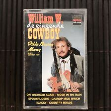 WILLIAM W. - DE ZINGENDE COWBOY